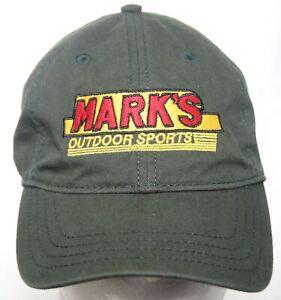 NWOT Mark's Outdoor Sports Hat Vestavia Hills Birmingham Alabama Hunting Fishing