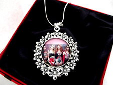 LITTLE MIX SUMMER TOUR  NECKLACE DANCE POP MUSIC GIFT BOXED 24 INCH SILVER CHAIN