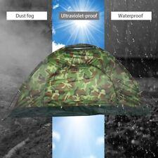 Camuflaje Protección UV Tiendas de Campaña Inpermeable para 2 PERSONAS Camping