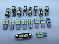 Porsche Cayenne 9PA 955 S Turbo FULL LED Interior Lights 18 pcs SMD Bulbs White