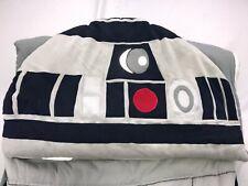 NEW Pottery Barn Kids Star Wars R2D2 Droid Sleeping Bag Rare Sample