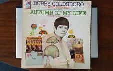 BOBBY GOLDSBORO - WORD PICTURES - 1968 EX Vinyl LP VG+ Record Cover Gatefold