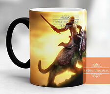 HE MAN MASTERS UNIVERSE BATTLE CAT MAGIC COLOR CHANGING COFFEE MUG HOME DECOR ED