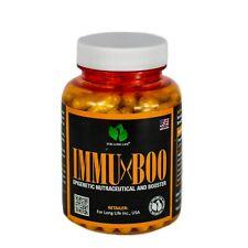 IMMUBOO natural vegan super immunity booster immune system health support nongmo