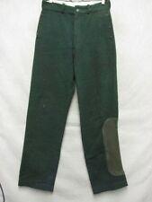 A9601 No Brand Wool Fuzzy Cool Pants Men 28x33
