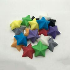 Mini STAR SOAPS Wedding Party Birthday Decoration Small Colour Handmade Favour