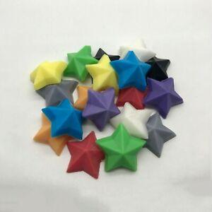 Mini STAR SOAPS Wedding Party Birthday Decoration Small Colour Handmade Favour