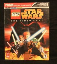 Prima Official Video Game Guides: LEGO Star Wars by Prima Temp Authors Staff