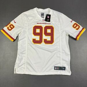 100% Authentic Washington Football Team Chase Young Nike Player Game Jersey XL