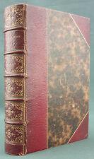 VIRGILE - BUCOLIQUES GEORGIQUES ENEIDE CATALECTA CULEX CIRIS COPA MORETUM - 1858