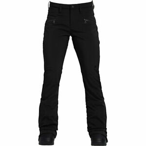 Burton Ivy Over-Boot Pants - Women's Size S - True Black NEW