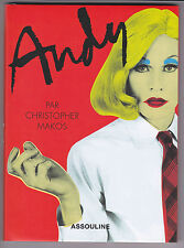 ANDY- Andy Warhol - Christopher MAKOS - Photographie- Photo