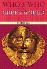 Who's Who in the Greek World-ExLibrary