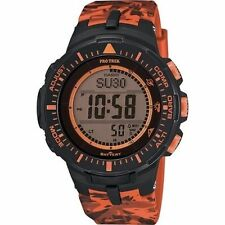 Casio PRG300CM-4, Pro Trek Watch, Triple Sensor, Solar, Compass, Thermometer
