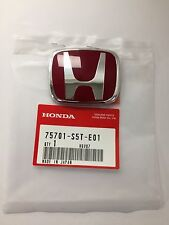 Genuine Honda Civic Tipo R portellone BADGE 2001-2005