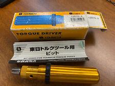 Tohnichi Torque Driver 12rtd A
