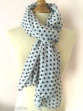 9e1111ae9280d Écharpes et châles foulard blanc en polyester pour femme | Achetez ...