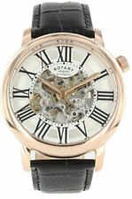 Mechanical (Automatic) Oval Wristwatches with Skeleton