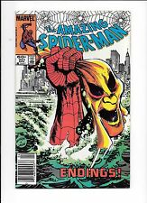 The Amazing Spider-Man #251 April 1984 last old costume issue
