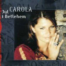 Carola - Jul I Betlehem [New CD]