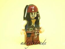 LEGO Pirates Of The Caribbean Mini Figure - Jack Sparrow 4181 POC012 R1167