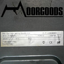 NEFF CERAMIC HOB T1252BOEU SPARES - HALOGEN ELEMENTS - Type: HMETC776H