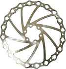 Stainless Steel MTB Disc Brake Rotor 203mm 6 Bolt Bicycle Bike Spades Pattern