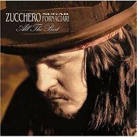 Zucchero : All The Best CD (2008) International version