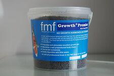 Carpas Koi Estanque Comida FMF Crecimiento Premier + 2kg Cubo 3mm Pellets