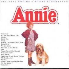 ANNIE ( NEW SEALED CD ) ORIGINAL FILM SOUNDTRACK ( TOMORROW / HARD KNOCK LIFE )