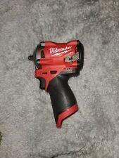 Milwaukee m12 fuel 3/8 stubby impact Wrench Gun