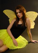 Giallo Limone Glitter Button1