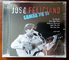 V) CD - José Feliciano - Samba Pa Ti -