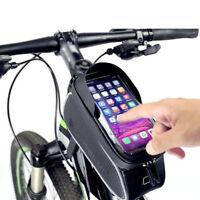 Bicycle Bag Mountain Bike Front Beam Case Pannier Waterproof Riding Equipment