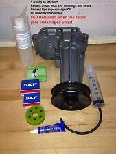 GM 3.8 L67 Rebuilt Supercharger Nose Snout 1996-2005 Eaton M90 Buick Pontiac SKF