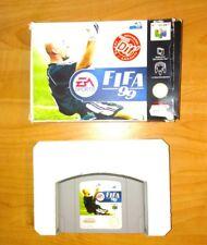 FIFA 99 NINTENDO 64 N64 FRA