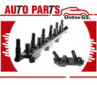 IGNITION COIL PACK for 00-04 JEEP CHEROKEE, GRAND CHEROKEE, TJ, WRANGLER 4.0L L6