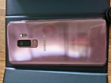 Samsung Galaxy S9+ SM-G965 - 128GB - Lilac Purple (Unlocked) (Hybrid SIM)