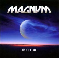 Magnum - Live on Air (CD 2011)   NEW