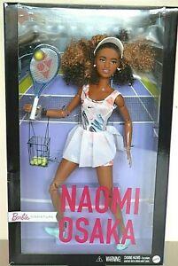 2021 Barbie Signature Role Model Black Label NAOMI OSAKA Barbie - NEW RELEASE