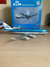 1/200  KLM Boeing B747-400 Herpa Wings550109