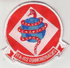 VFA-102 DIAMONDBACKS COMMAND CHEST PATCH