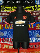 5/5 Manchester United adults S 2015 MINT third football shirt jersey soccer