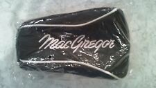 MacGregor Golf Sock Style Black & White Sock Style Driver Head Cover-New