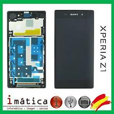 PANTALLA LCD + TACTIL + MARCO SONY XPERIA Z1 L39H C6902 C6903 C6906 C6943 SCREEN