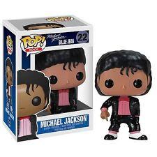 FUNKO POP 2014 BILLY JEAN MICHAEL JACKSON #22 Vinyl 3 3/4 Figure In Stock