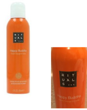 ✨RITUALS HAPPY  BUDDHA SWEET ORANGE&CEDAR FOAMING SHOWER GELS BODY WASH  6.7FL