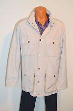 New $595 Michael Kors Stone Beige Safari Anorak Jacket Tech/Utility Hood sz XXL