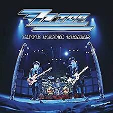 ZZ Top - Live From Texas (NEW 2 VINYL LP)