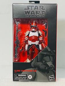 Hasbro Star Wars Black Series Clone Commander Fox NEW SEALED